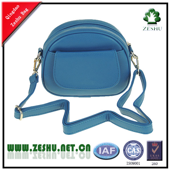 retro vintage leather bag for young ladies