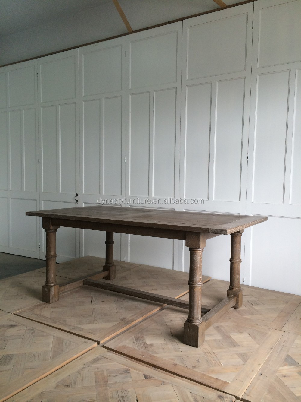 vintage furniture recycled wooden fancy dining tables