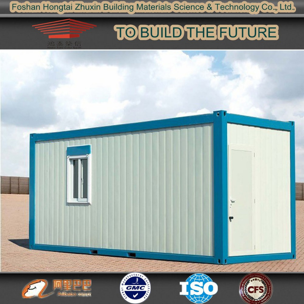 sandwich panel container home