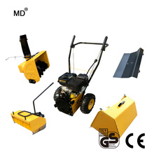 Home Use Magic Manual Telescopic Floor Dust Sweeper