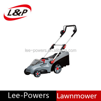 High efficient self propelled portable mini 36V brushless gasoline lawn mower