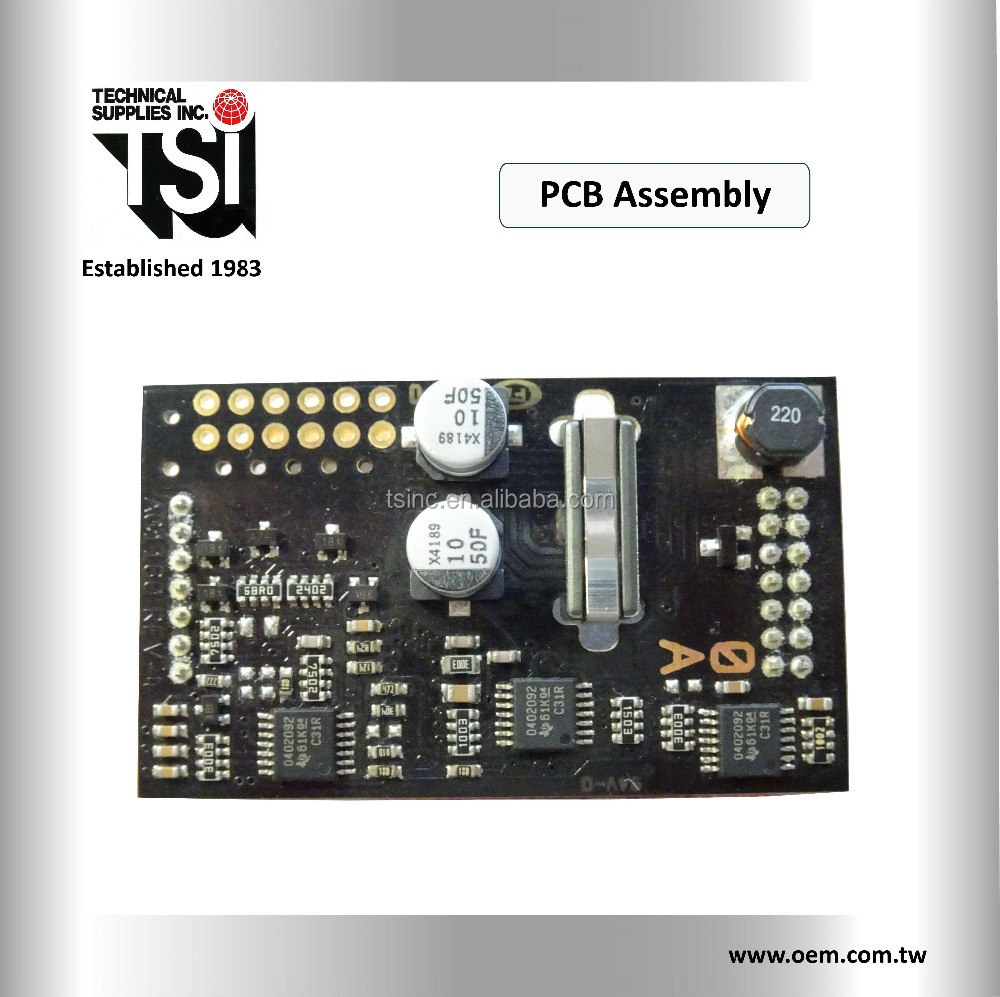 Double side OEM manufacturing printed circuit electronic PCB Assembly
