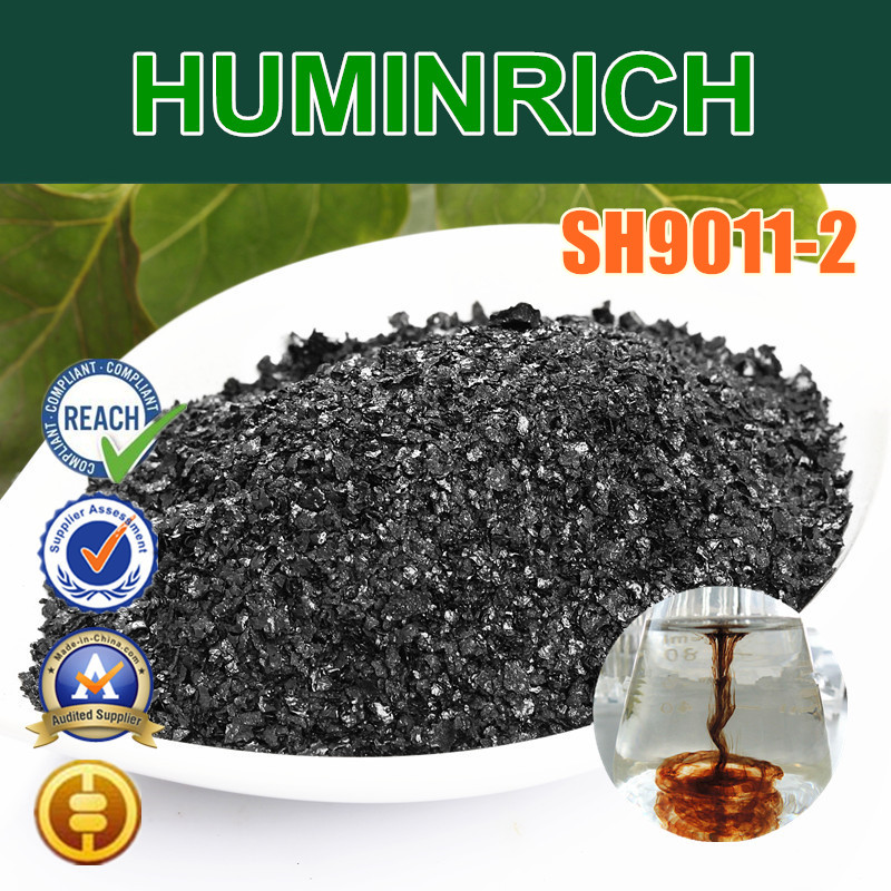 Huminrich Fewer Impurities Fertilizer For Fruit Trees Humic Acid Organic Compost