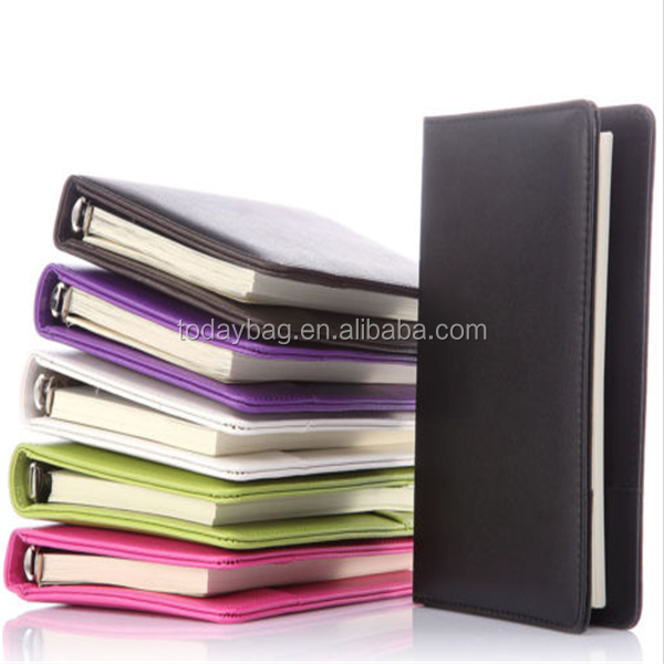 Funny Personalized School Soft Leather Book Notebook Cover Design
