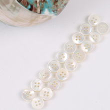 Mother Of Pearl Shell Buttons Clothes Shell Buttons Wholesale