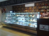 Bakery display show case