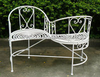 Hot Selling Newest Item Kissing Bench and Love Seat
