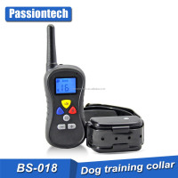 New technology agility training device waterproof BS018 hunting dog educator collar