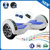 For adults 8 inch Smart Balance 2 Wheel Electric Standing Scooter with Bluetooth LED Remote bluetooth Hover Board