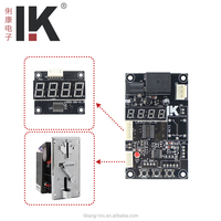 LK501 Timer board with digital display for controlling shower time