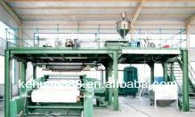 supermatic pp spunbond nonwoven fabric production line