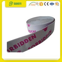 Custom jacquard elastic webbing For Underwear Men