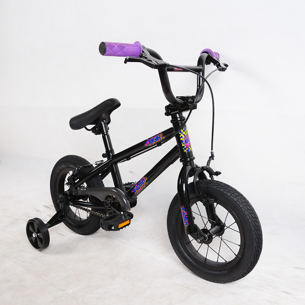 Most popular hiten steel frame kid children bicycle 12 inch rocker mini bmx bike