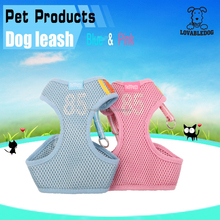 Wholesale Best sellers dog collar and leashes(Japanese jeans knapsack with leash)