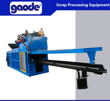 Factory Scrap Processing Baling Plastic Compactor Machine