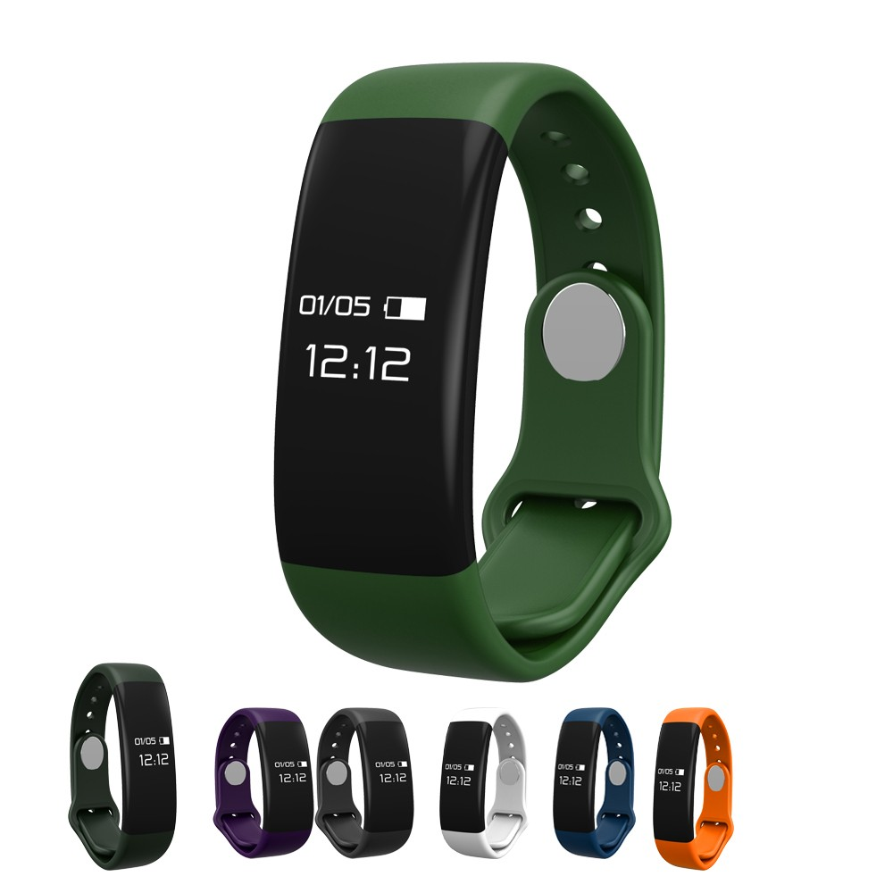 H30 Waterproof Smart Watch band Fitness Tracker Activity Wristband HR Monitor Pedometer Sleep Monitor for ios android