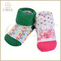 Wholesale Hand Linking Baby Shoe Socks Custom