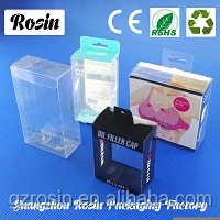 clear plastic cookies box large fancy individual gift boxes