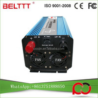 BELTTT 3000w pure sine wave inverter with battery charger DC12v /24Vto AC220v/110V