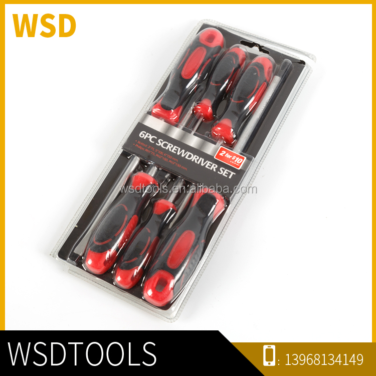 Hardware tools stainless precision screwdriver set