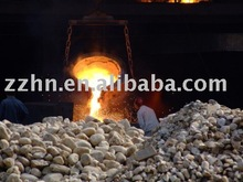 Medium Frequency Induction Smelting Furnace