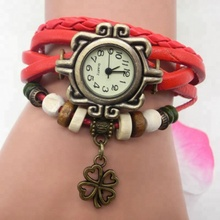 2017 Vintage Wholesale Women Chains Watch Fashion Wing Pendant Girls Wrist Watches Hot Sale