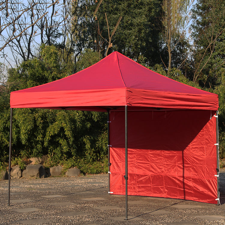 10*10 /3m*3m Zhejiang roof top pop up canopy tent hardshell portable garage canopy metal frame outdoor canopy