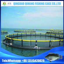 HDPE Floating Fish Cages for Live Fish Farm