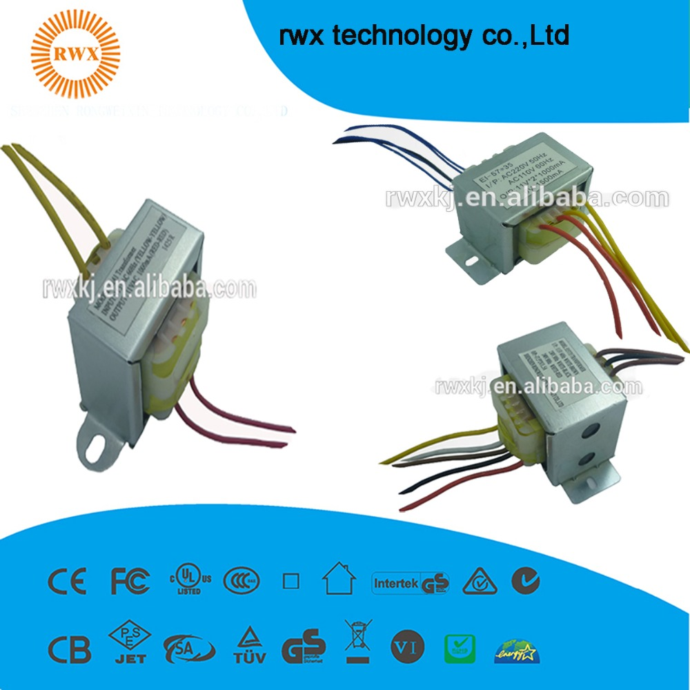 Select 2017 high quality Ul CE Approved Transformer
