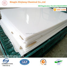 Extruded plastic HDPE sheet / plate / panel supplier