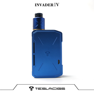2018 e Cig 280W Invader IV Kit RDA Box Mod by Tesla