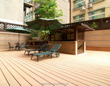 Bettertree outdoor composite hollow decking