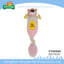 High Quality Low Price Pet Plush Stuffy Toy