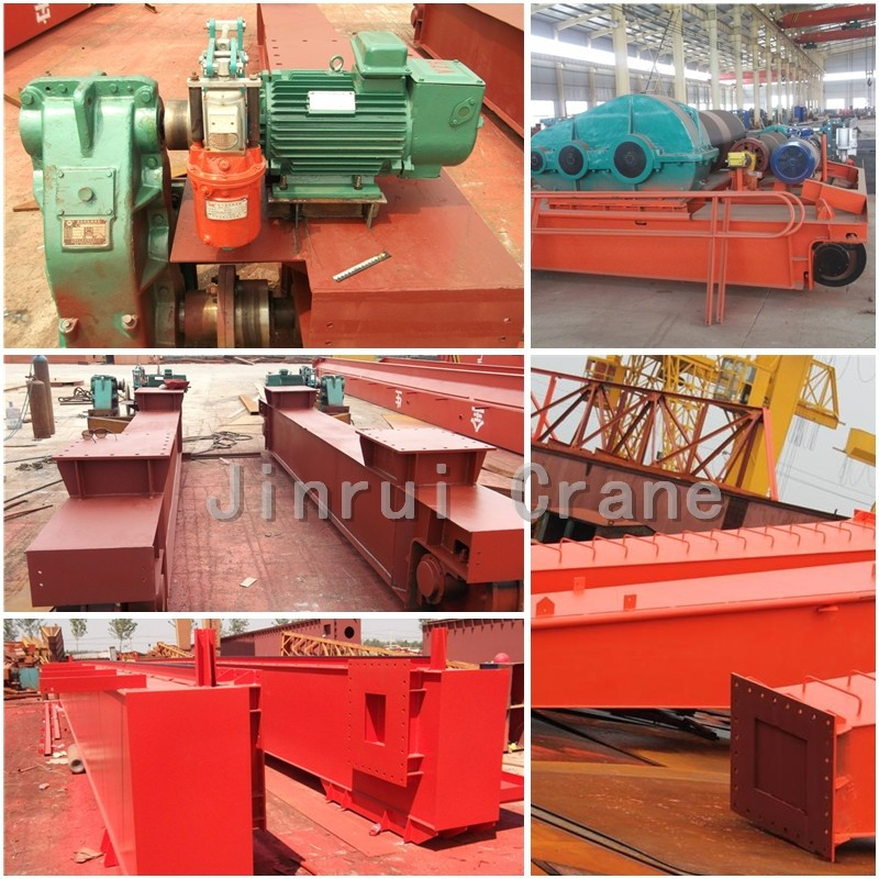 China Supplier Factory Lifting Equipment Heavy Duty Gantry Crane Price List