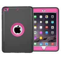 "Waterproof New Arrival 7"" Tablet Silicon Cover Cases For iPad Mini 3"