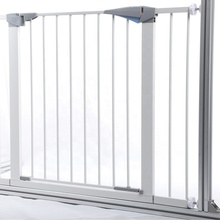 Pressure mounted Baby Safety Gate Door With Extensions