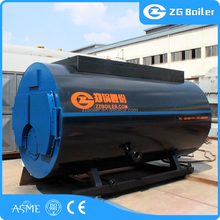 Quicly install spray dryer use diesel oil steam boiler 8tonh