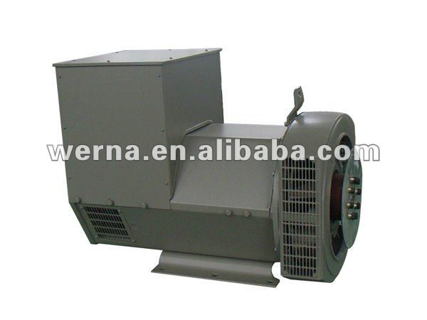 Three phase synchronous brushless alternator 100KW/125KVA