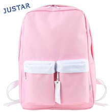 China Manufacturer Wholesale Cheap Large Book Compartment Fashionable Impact Student School Book Bag
