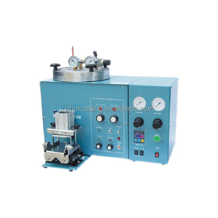 DWI01 digital vacuum wax injector, jewelry tools and machinery