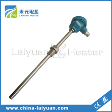 Rapid-response type expendable thermocouple