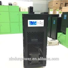 20kw low noise LCD static bypas display single phase to three phase solar inverter