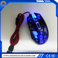 Low cost high quality mini mouse usb optical telescopic line mouse