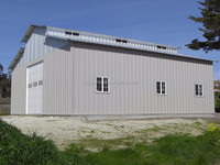 China Construction Coutomized Functional Steel Frame Structure Home Storage house /Home Depot