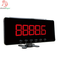 Suitable for server/guest paging restaurant table call system