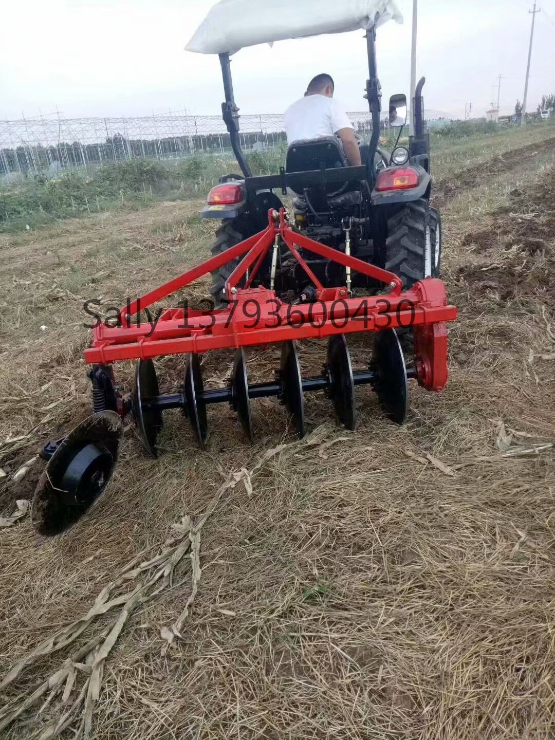 Plough  2019 model  weituo brand good price