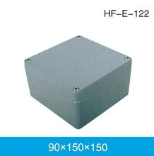 aluminium equipment boxes 90*150*150