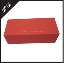 Paper Jewlery Box, Luxury Gift Packing Box, Red Fashion Boxes For Gifts