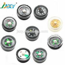 12mm 25mm Liquid Filled Compasses Small Mini Dial Survival Compass Button Bulk Compass