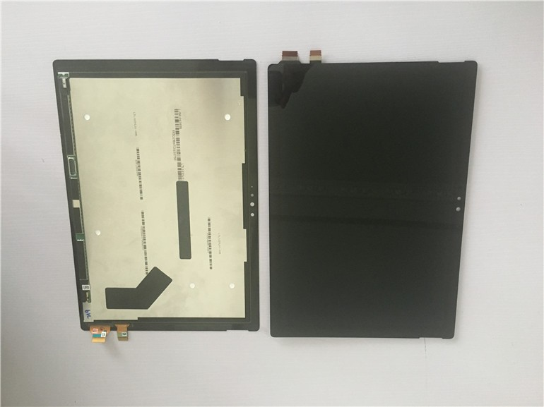 For Microsoft Surface Pro 3 1631 V1.1 Lcd Touch Screen Digitizer Assembly